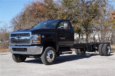 2019 Chevrolet Silverado Medium Duty Regular Cab DRW 4x4, Cab Chassis #TKH316291 - photo 1