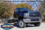 2019 Chevrolet Silverado Medium Duty Regular Cab DRW 4x4, Cab Chassis #TKH316291 - photo 2