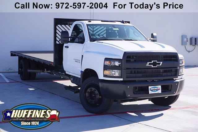 2019 Chevrolet Silverado Medium Duty Regular Cab DRW 4x2, Cadet Platform Body #TKH485727 - photo 1