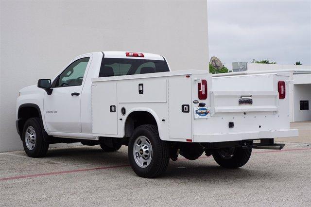 2020 Chevrolet Silverado 2500 Regular Cab RWD, Knapheide Service Body #TLF208444 - photo 4