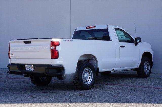 2020 Chevrolet Silverado 1500 Regular Cab 4x4, Pickup #TLG197824 - photo 2