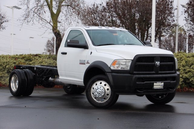 2015 Ram 4500 Regular Cab DRW 4x4, Cab Chassis #D4760 - photo 3