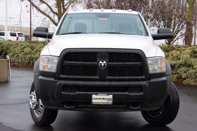2015 Ram 4500 Regular Cab DRW 4x4, Cab Chassis #D4760 - photo 5