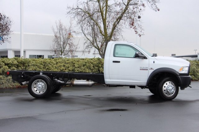 2015 Ram 4500 Regular Cab DRW 4x4, Cab Chassis #D4760 - photo 7
