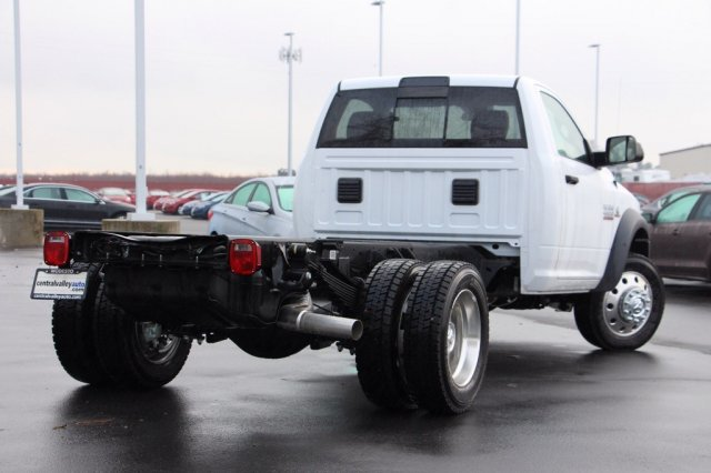 2015 Ram 4500 Regular Cab DRW 4x4, Cab Chassis #D4760 - photo 2
