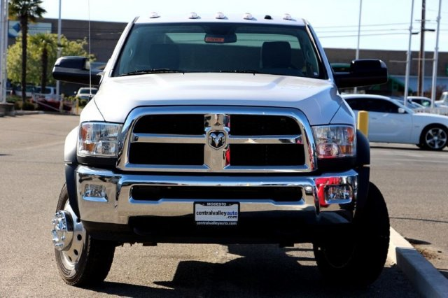 2016 Ram 4500 Regular Cab DRW, Cab Chassis #D5053 - photo 4