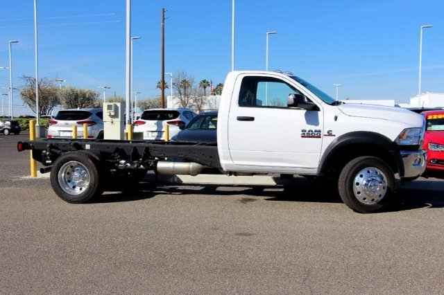 2016 Ram 4500 Regular Cab DRW, Cab Chassis #D5053 - photo 6