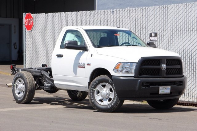 2016 Ram 2500 Regular Cab, Cab Chassis #D5243 - photo 3
