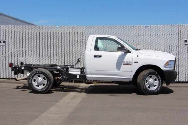 2016 Ram 2500 Regular Cab, Cab Chassis #D5243 - photo 4
