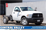 2016 Ram 2500 Regular Cab, Cab Chassis #D5243 - photo 1