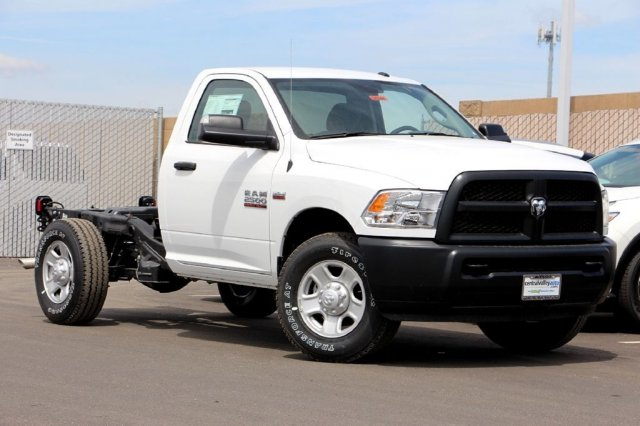 2016 Ram 2500 Regular Cab, Cab Chassis #D5244 - photo 3