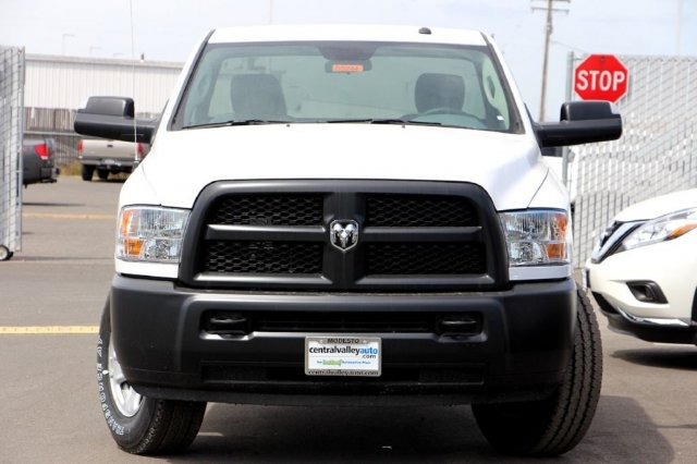 2016 Ram 2500 Regular Cab, Cab Chassis #D5244 - photo 4