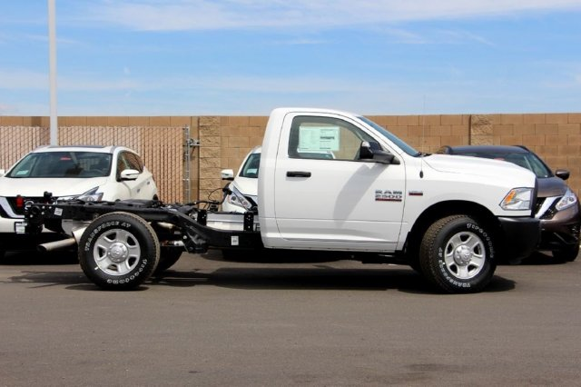 2016 Ram 2500 Regular Cab, Cab Chassis #D5244 - photo 6