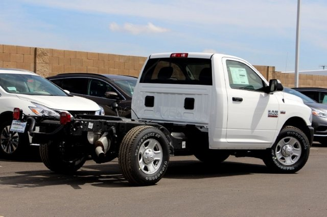 2016 Ram 2500 Regular Cab, Cab Chassis #D5244 - photo 2