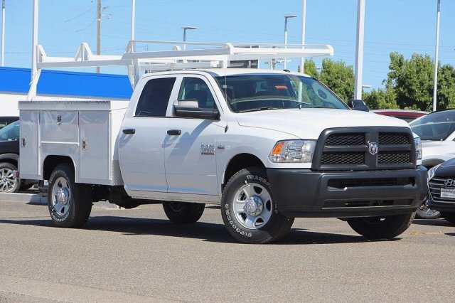 2016 Ram 2500 Crew Cab, Service Body #D5276 - photo 3