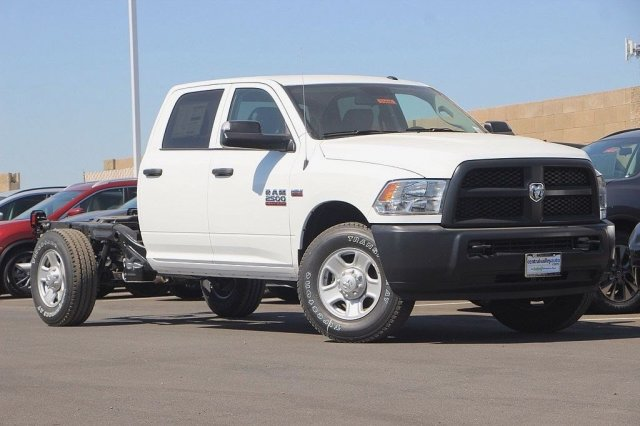 2016 Ram 2500 Crew Cab, Cab Chassis #D5446 - photo 3