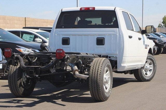 2016 Ram 2500 Crew Cab, Cab Chassis #D5446 - photo 2