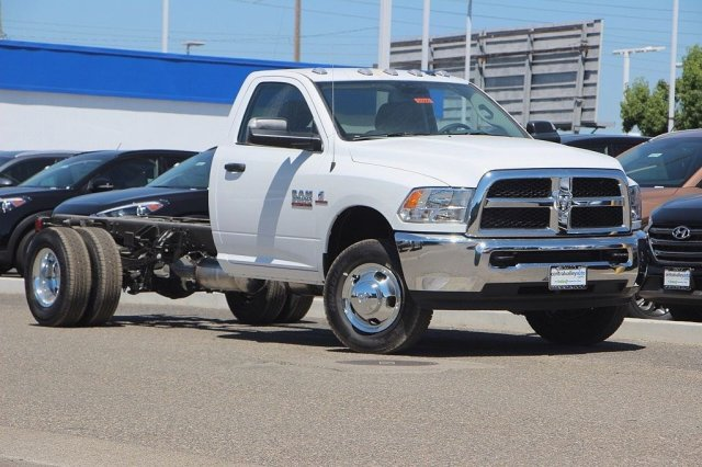 2016 Ram 3500 Regular Cab DRW, Cab Chassis #D5505 - photo 2