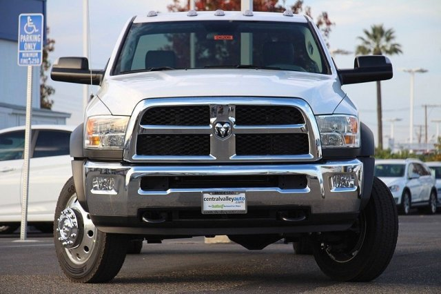 2018 Ram 4500 Regular Cab DRW 4x4,  Cab Chassis #D6206 - photo 5
