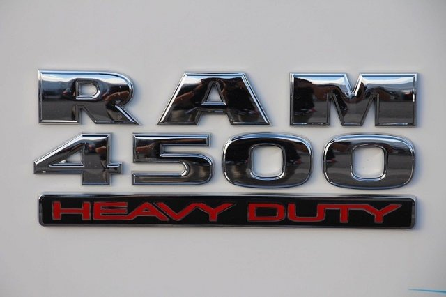 2018 Ram 4500 Regular Cab DRW 4x4,  Cab Chassis #D6206 - photo 8
