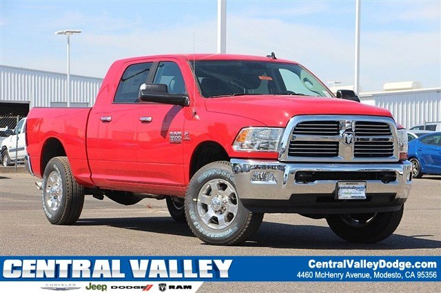 2018 Ram 3500 Mega Cab 4x4,  Pickup #D6512 - photo 1