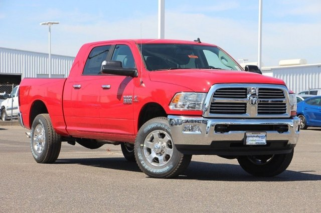 2018 Ram 3500 Mega Cab 4x4,  Pickup #D6512 - photo 3