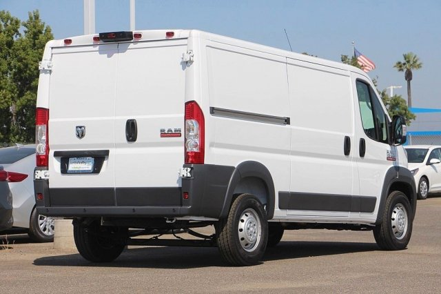 2018 ProMaster 1500 Standard Roof FWD,  Empty Cargo Van #D6557 - photo 7
