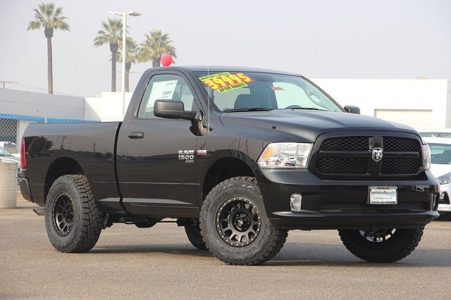 2019 Ram 1500 Regular Cab 4x4,  Pickup #D6623 - photo 6