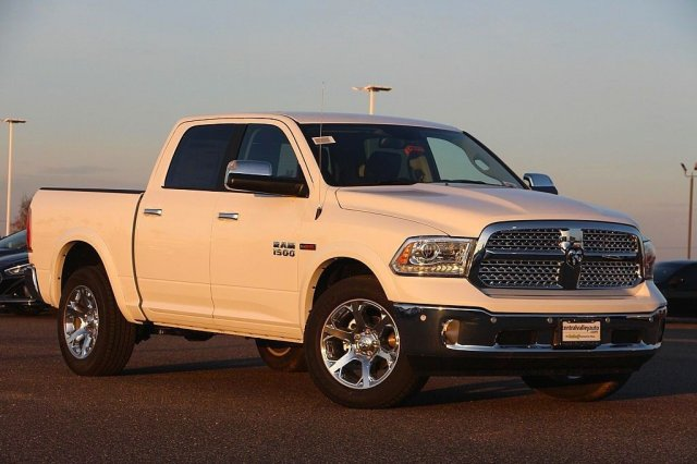 2018 Ram 1500 Crew Cab 4x4,  Pickup #D6671 - photo 3