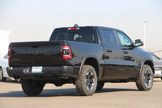 2019 Ram 1500 Crew Cab 4x4,  Pickup #D6691 - photo 2