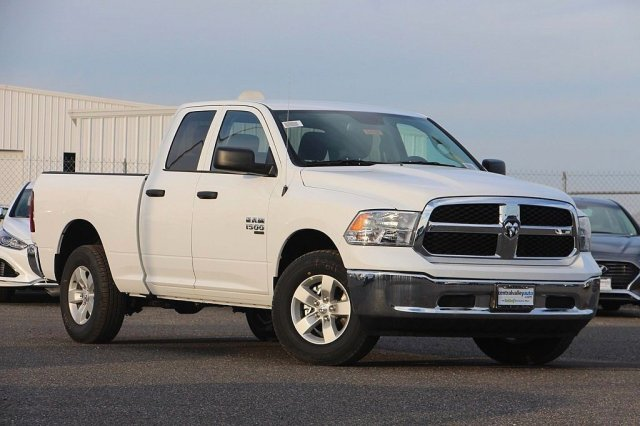 2019 Ram 1500 Quad Cab 4x4,  Pickup #D6700 - photo 3