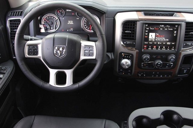 2018 Ram 1500 Crew Cab 4x4,  Pickup #D6708 - photo 13