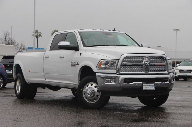 2018 Ram 3500 Crew Cab DRW 4x4,  Pickup #D6710 - photo 3