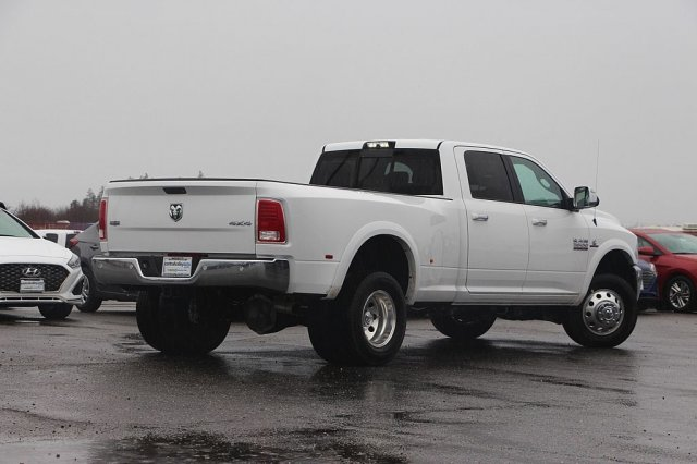 2018 Ram 3500 Crew Cab DRW 4x4,  Pickup #D6710 - photo 2