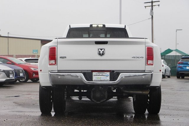 2018 Ram 3500 Crew Cab DRW 4x4,  Pickup #D6710 - photo 7