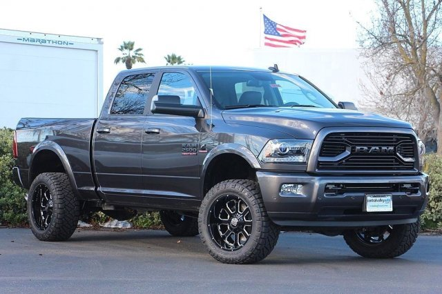 2018 Ram 2500 Crew Cab 4x4,  Pickup #D6785 - photo 5