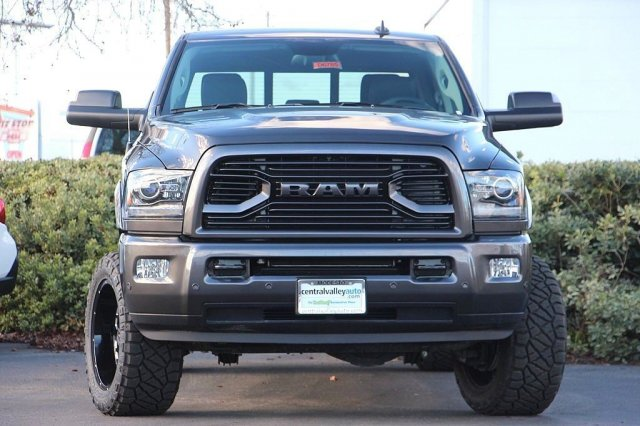 2018 Ram 2500 Crew Cab 4x4,  Pickup #D6785 - photo 4