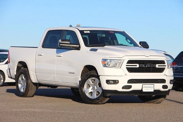 2019 Ram 1500 Crew Cab 4x4,  Pickup #D6811 - photo 3