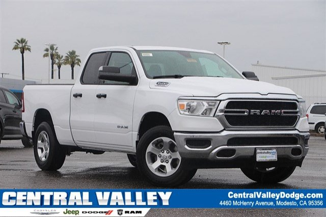 2019 Ram 1500 Quad Cab 4x4,  Pickup #D6841 - photo 1