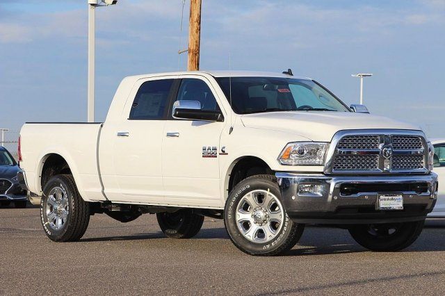 2018 Ram 2500 Mega Cab 4x4,  Pickup #D6846 - photo 3