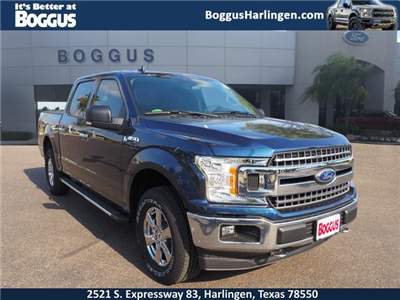 2018 F-150 SuperCrew Cab 4x4,  Pickup #0000S624 - photo 1
