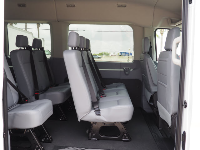 2018 Transit 350 Med Roof 4x2,  Passenger Wagon #0000S634 - photo 4