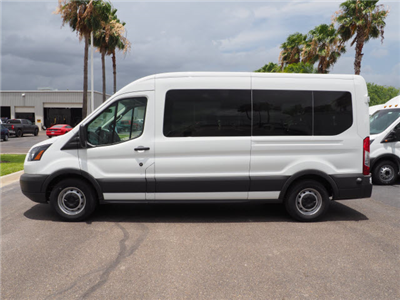 2018 Transit 350 Med Roof 4x2,  Passenger Wagon #0000S634 - photo 12