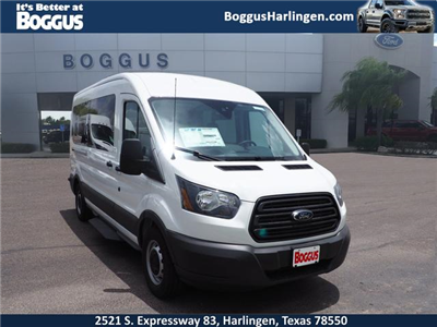 2018 Transit 350 Med Roof 4x2,  Passenger Wagon #0000S634 - photo 1