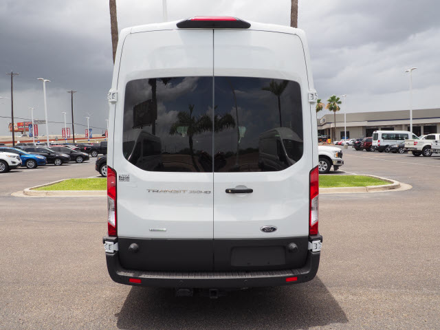2018 Transit 350 HD High Roof DRW 4x2,  Passenger Wagon #0000S635 - photo 2