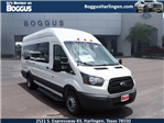 2018 Transit 350 HD High Roof DRW 4x2,  Passenger Wagon #0000S635 - photo 1