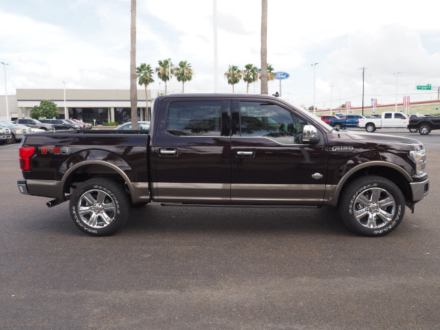 2018 F-150 SuperCrew Cab 4x4,  Pickup #0000S672 - photo 4