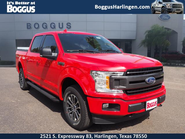 2018 F-150 SuperCrew Cab 4x4,  Pickup #0000S693 - photo 1