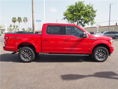 2018 F-150 SuperCrew Cab 4x4,  Pickup #0000S693 - photo 11