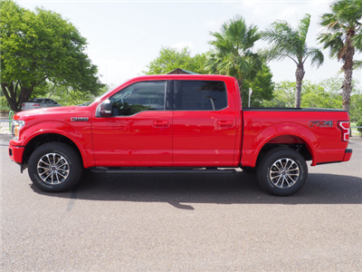2018 F-150 SuperCrew Cab 4x4,  Pickup #0000S693 - photo 12